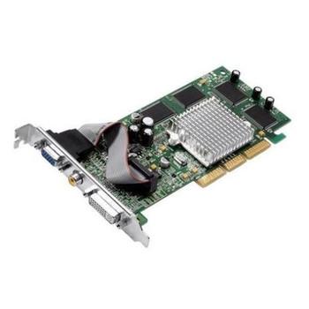246746-001 HP Matrox Millennium G550 32MB DDR 4X AGP Dual Head Video Graphics Card for Evo Workstation W4000 W6000 W8000
