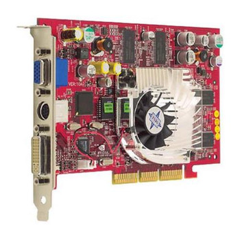 G4Ti4200 MSI nVidia GeForce4 Ti 4200 128MB AGP Video Graphics Card