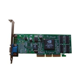 NV875.0 Nvidia 32MB Agp Video Graphics Card With Vga Output