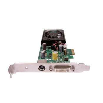 599174-001 HP Nvidia GeForce 8400GS PCI-Express 400MHz 256MB Dual DVI Link TV Out Video Graphics Card