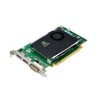 180-10788-0005-A00 Nvidia Quadro FX 580 512MB 128-Bit GDDR3 PCI Express 2.0 x16 Workstation Video Graphics Card
