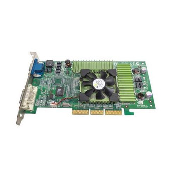 180-P0050-0100-A Nvidia 16MB Agp Video Graphics Card With Vga Port