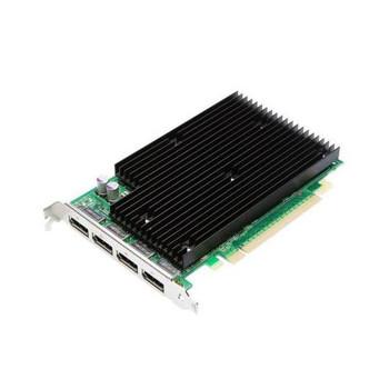 NVS450 Nvidia Quadro Nvs 450 512MB GDDR3 128-Bit 4x DisplayPort / DVI PCI-Express x16 Video Graphics Card