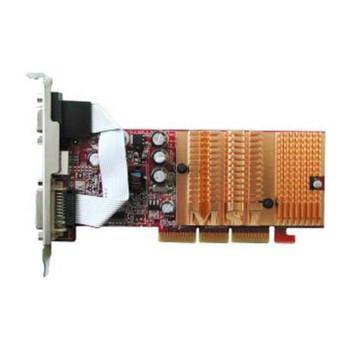 NX6200AX-TD128LF MSI 128MB GeForce 6200 DDR 64-Bit AGP 4X/8X Graphics Card