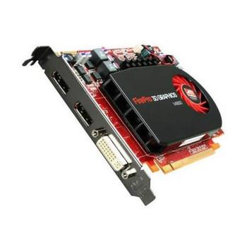 0X31G Dell 1GB ATI Radeon FirePro 2 x DP/ 1 x DVI Port 3D PCI Express x16 Video Graphics Card