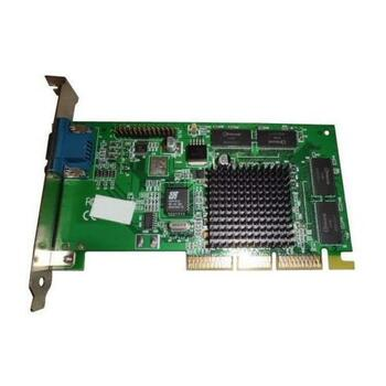 0040U Dell 32MB nVidia Video Graphics Card
