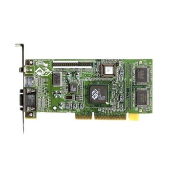 109-40200-20 ATI 3D Rage Pro 2X 8MB AGP/ VGA Video Graphics Card