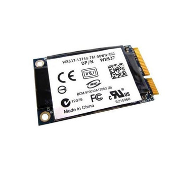 WX637 Dell PCI Express Video Graphics Card