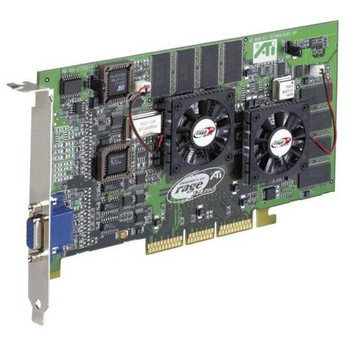 109-72700-02 ATI Rage 128 Pro 16MB AGP Video Graphics Card