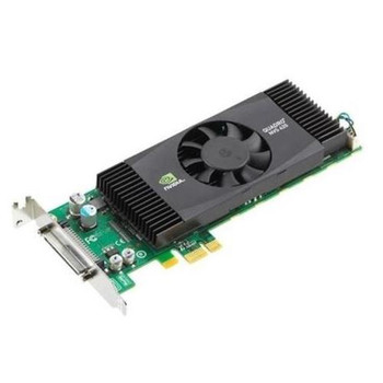 VCQ420NVS-X1-DP-PB PNY nVidia Quadro NVS 420 x1 512MB GDDR3 (256MB per GPU) 128-Bit (64-bit per GPU) PCI Express x1 DisplayPort (4) Workstation Video