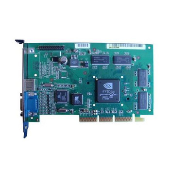 5G998 Dell 32MB nVidia Video Graphics Card