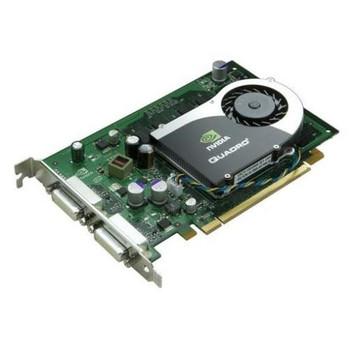 VCQFX570-PCIE-PB PNY nVidia Quadro FX 570 256MB 128-Bit DDR2 PCI Express x16 Dual Dvi Video Graphics Card