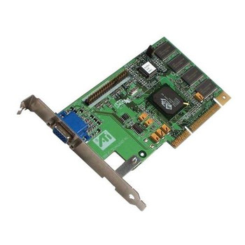 0320D Dell 8MB ATI Rage Pro Turbo with VGA Output Video Graphics Card