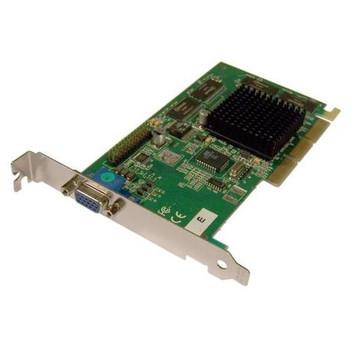 73RGY Dell 32MB nVidia TNT2 M64 AGP Video Graphics Card