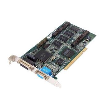 270243-001 HP Matrox Millenium MGA 4MB 2D PCI Graphics Controller Card