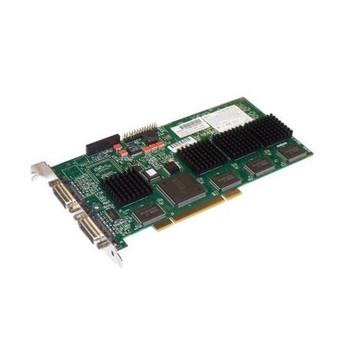 159511-002 HP Matrox G200 Quad PCI 32MB Dual DVI Link Video Graphics Card