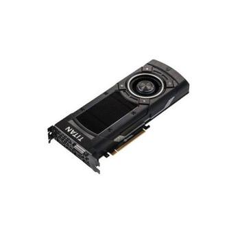 699-1G600-0000-501 Nvidia GeForce GTX TITAN X 12GB 384-Bit GDDR5 PCI Express 3.0 DVI-I/ HDMI/ 3x DisplayPort HDCP Ready SLI Support Video Graphics Car