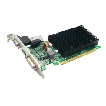 01G-P3-1303-B3 EVGA e-GeForce 8400 GS 1GB 64-Bit DDR3 PCI Express 2.0 x16 DVI/ HDMI/ VGA Video Graphics Card