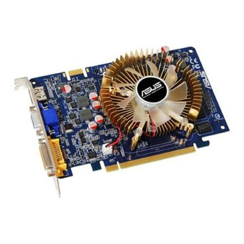 EN9500GT ASUS GeForce 9500GT 512MB DDR2 PCI Express 2.0 Video Graphics Card