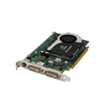 371-3625 Sun NVIDIA Quadro FX1700 PCI-Express 512MB GDDR2 Midrange 3D Graphics Card