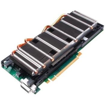 Q0J62A HP Nvidia Tesla M10 Quad 32GB GDDR Gpu Video Graphics Card
