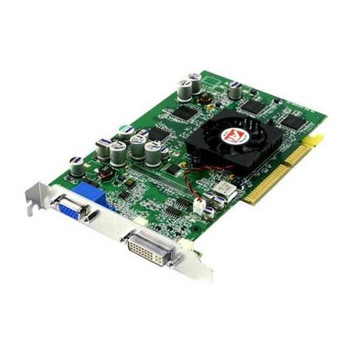 100-505170 ATI FireGl T2-128 128MB 128-Bit DDR DVI/ AGP 8x Video Graphics Card