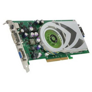 256-A8-N505-TR EVGA nVidia GeForce 7800 GS 256MB GDDR3 256-Bit AGP 4X/8X DVI/ S-Video Out Video Graphics Card
