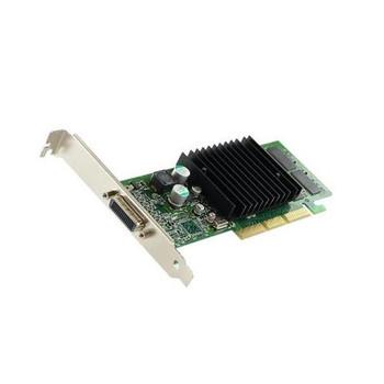 25P6684 IBM nVidia Quadro4 200NVS 64MB AGP Card