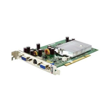 VCGFX522PPB PNY GeForce FX 5200 256MB 128-Bit DDR PCI 2x D-Sub/ S-Video Out Video Graphics Card