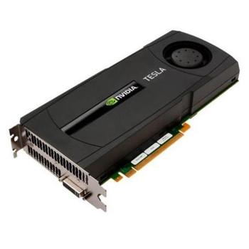 C2070 Nvidia Tesla 6GB GDDR5 PCI Express x16 Dual-link DVI Video Graphics Card