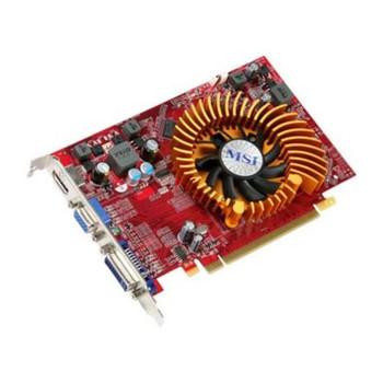 R4650MD1G MSI 1GBRadeon HD4650 DDR2 VGA/DVI/HDMI PCI-Express Video Graphics Card