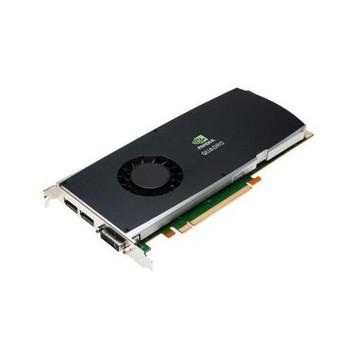 180-10755-0005-A01 Nvidia Quadro FX3800 PCI-Express x16 1GB GDDR3 1xDVI-I 2xDP Video Graphics Card