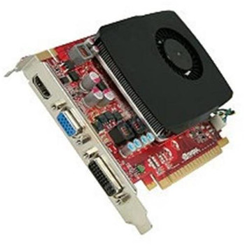631077-001 HP Nvidia GeForce GT440 PCI-Express x16 1.5GB Full Height Video Graphics Card
