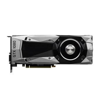 GTX1080-8G ASUS 8GB Nvidia GeForce GTX 1080 GDDR5 256-Bit DVI/HDMI/3 x DisplayPort PCI Express 3.0 Video Graphics Card