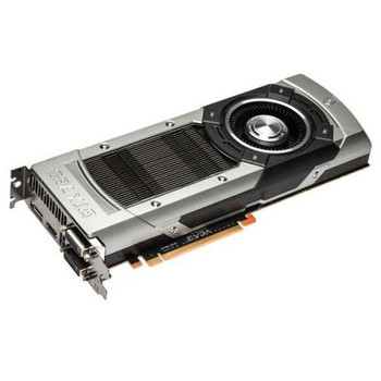 03G-P4-2781-KR EVGA GeForce GTX 780 3GB GDDR5 384-bit PCI Express 3.0 x16 Dual DVI/ HDMI/ DisplayPort Video Graphics Card