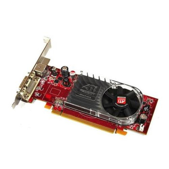 102B2761700 ATI Radeon HD2400XT 256MB PCI Express 16x S-Video/ DMS-59 Video Graphics Card