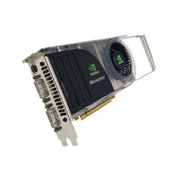 600-50356-0500-108 Nvidia Quadro FX4600 768MB GDDR3 Dual-Link DVI-I/ VGA PCI Express x16 Video Graphics Card