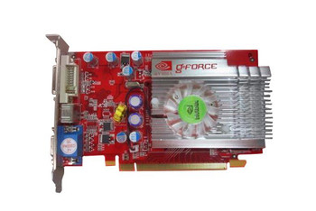 7300GS-256MD2 Nvidia GeForce 7300 GS 256MB DDR2 PCI Express VGA DVI Video Graphics Card