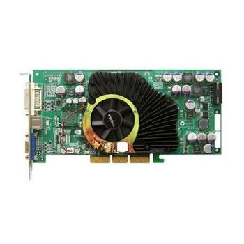 180-10073-0000-A Nvidia 64MB AGP Video Graphics Card With VGA and Svideo Outputs