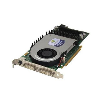 600-50211-0001-304 Nvidia 256MB PCI Express Video Graphics Card Fx3400 With Dual DVI and Svideo Outputs