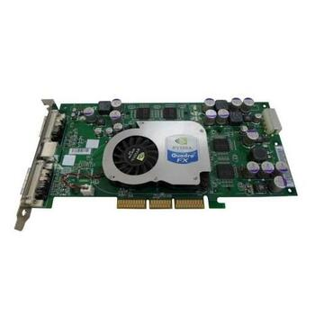 180-10128-0000-A00 Nvidia Quadro FX 1000 128MB PCI Express Video Graphics Card