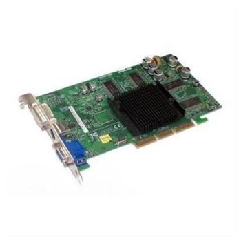 5063-8750 HP Matrox Millenium MGA 2MB Dual Port PCI Graphics Controller Card