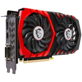 G1050GX2 MSI GTX 1050 GAMING X 2G GeForce GTX 1050 Graphic Card 1.44 GHz Core 1.56 GHz Boost Clock 2GB GDDR5 PCI Express 3.0 x16