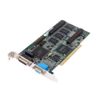 5064-0240 HP Matrox Millenium MGA 2MB Dual Port PCI Graphics Controller Card