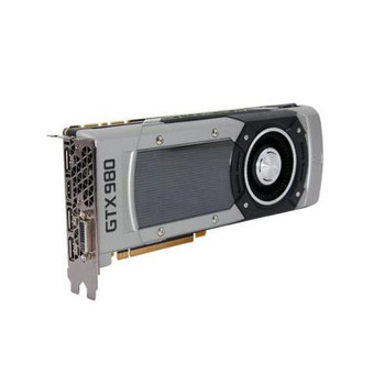 10J20 Dell 4GB nVidia GeForce GTX980 GDDR5 PCI-E 3.0 2-Slot Full Height Video Graphics Card