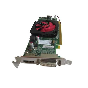 00WH7F Dell 1GB Radeon HD 6450 GDDR3 PCI-e 2.1 X16 DVI HDMI Video Graphics Card