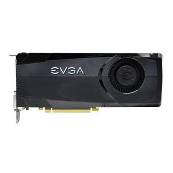 256-P2-N555-K1 EVGA GeForce 7600 GT 256MB GDDR3 128-bit SLI Support PCI Express x16 Video Graphics Card
