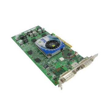 600-50152-0021-004 Nvidia Quadro-4 900XGL AGP 128MB Dual DVI Video Graphics Card