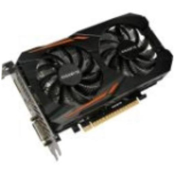 GV-N105TOC-4GD Gigabyte GeForce GTX 1050 Ti 4GB GDDR5 128-Bit HDMI / DisplayPort / Dual-Link DVI-D PCI-Express 3.0 x16 Video Graphics Card