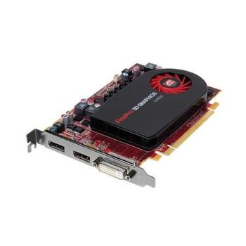 608529-001 HP ATI Radeon FirePro 3D V4800 1GB GDDR5 2x DisplayPort/ DVI PCI Express 2.0 x16 Video Graphics Card